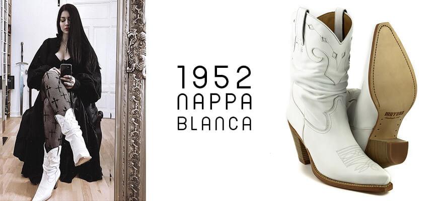 1952 Napa Blanca